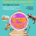 colonias de verano 2021