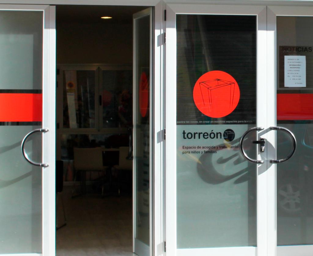 El Torreón, atención a niños y familias.